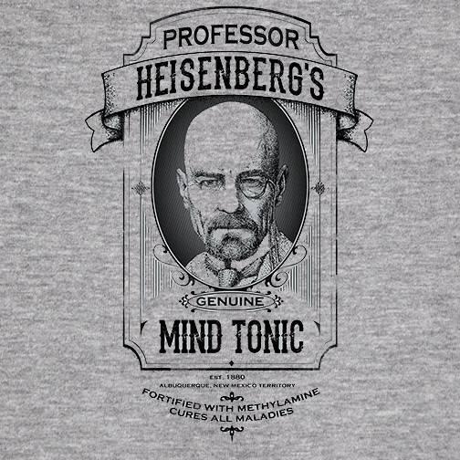 Professor Heisenberg