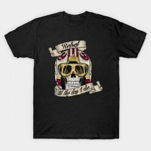 Rebel 'til the End T-Shirt