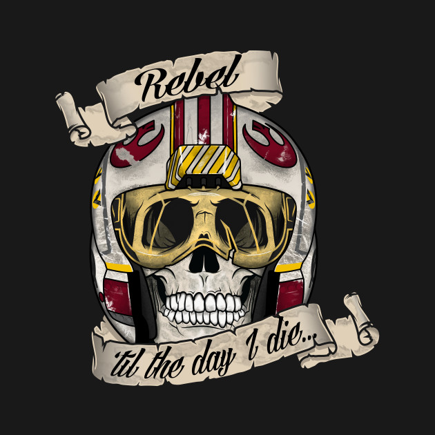 Rebel 'til the End
