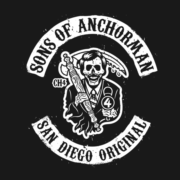 SONS OF ANCHORMAN