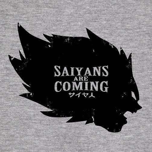 Saiyans are Coming