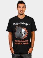 Schrodinger: Dead/Alive World Tour T-Shirt
