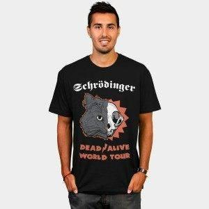 Schrodinger: Dead/Alive World Tour