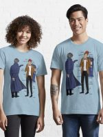 Holmes and Doctor T-Shirt