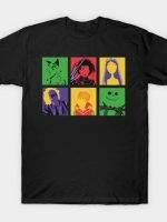 Burton Pop Art Colored T-Shirt