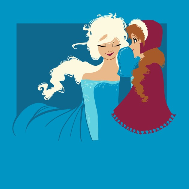 THE UNTOLD STORY OF THE DAUGHTERS OF ARENDELLE