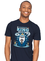 The Demented King T-Shirt