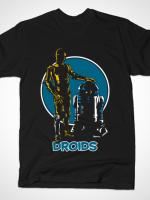 Tracy Droids T-Shirt