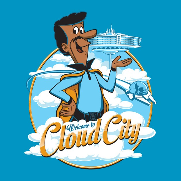 WELCOME TO CLOUD CITY
