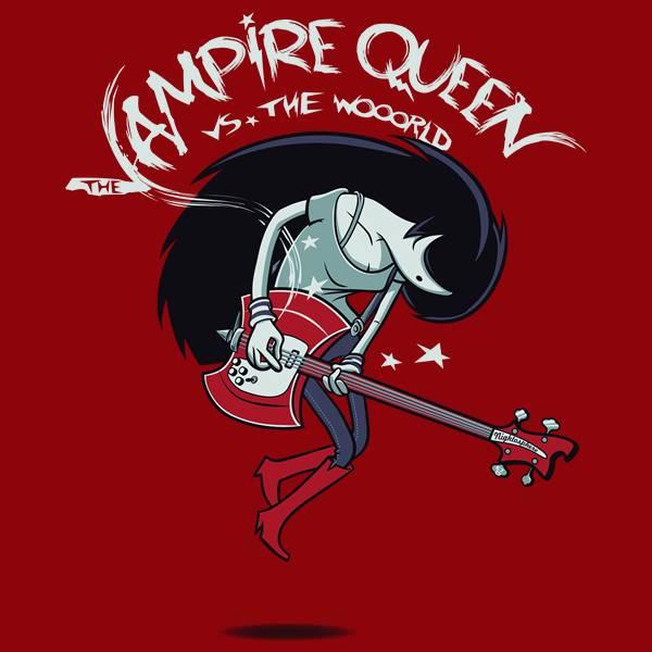 Vampire Queen vs. the World