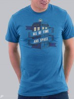 All of Space and Time T-Shirt