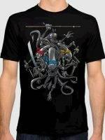 Ninja Aliens T-Shirt