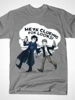 Clueing T-Shirt