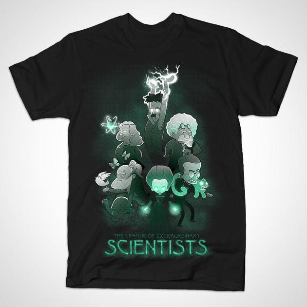 EXTRAORDINARY SCIENTISTS
