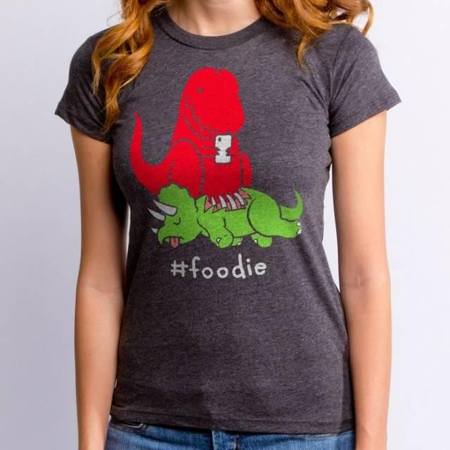#Foodie Dino