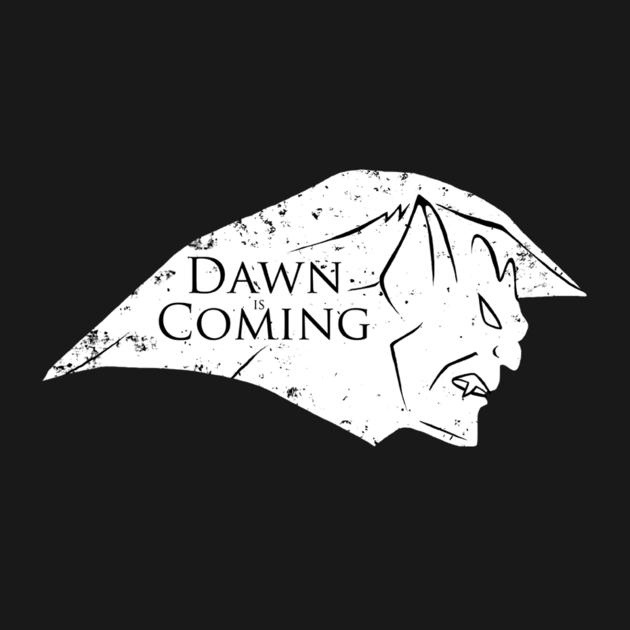 GARGOYLES: DAWN IS COMING