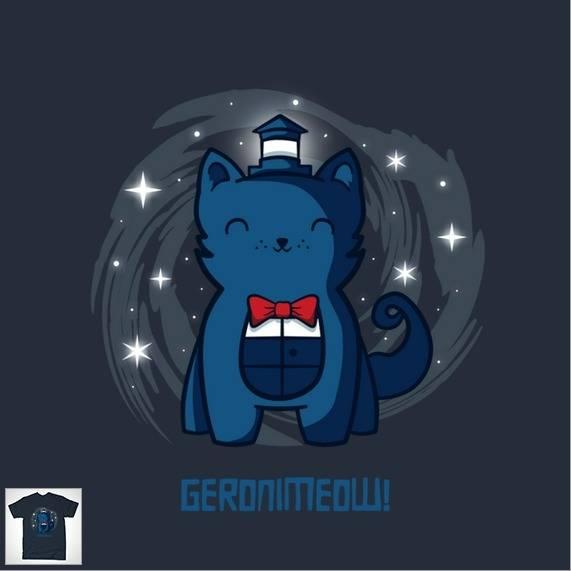 GERONIMEOW