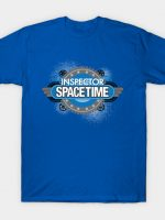 Inspector Spacetime (No. 2) T-Shirt