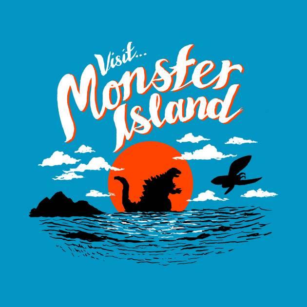 Visit Monster Island