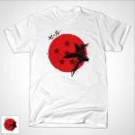 Red Sun Cell T-Shirt