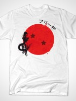 Red Sun Freezer T-Shirt