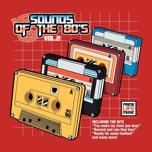 SOUNDS OT THE 80S VOL.2