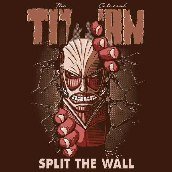 Split The Wall