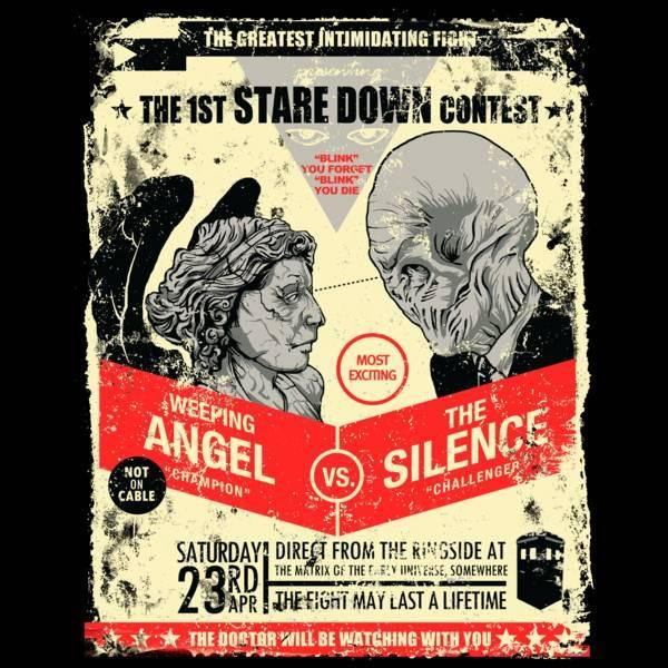 Stare Down Contest