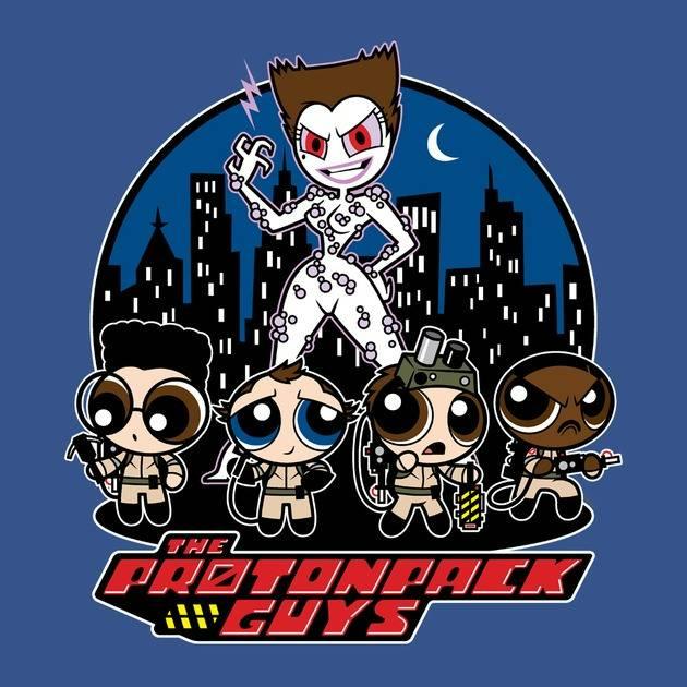THE PROTONPACK GUYS