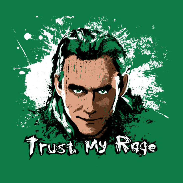 TRUST MY RAGE