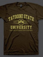 Tatooine University T-Shirt