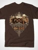 Three Wise Villains T-Shirt
