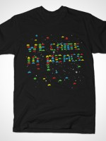Peace Invaders T-Shirt