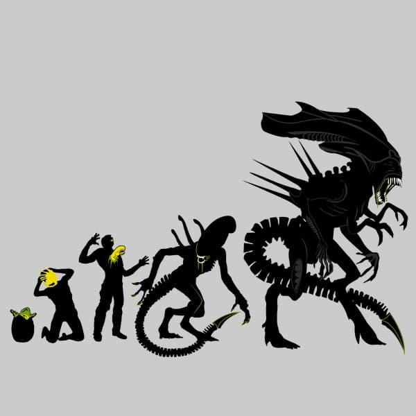 Alien Evolution