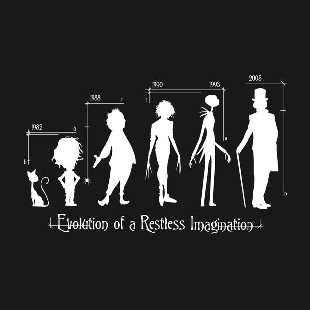 BURTON'S EVOLUTION