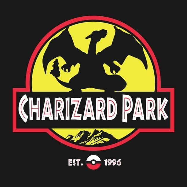 CHARIZARD PARK