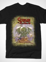CTHULHU RISES - ADVENTURE TIME T-Shirt