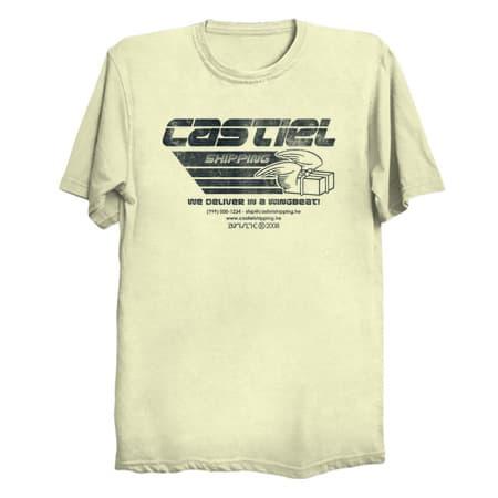 Castiel Shipping T-Shirt