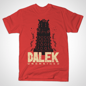 DALEK UNCHAINED
