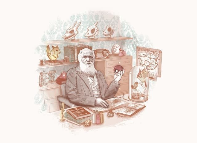 Charles Darwin and Pokemon