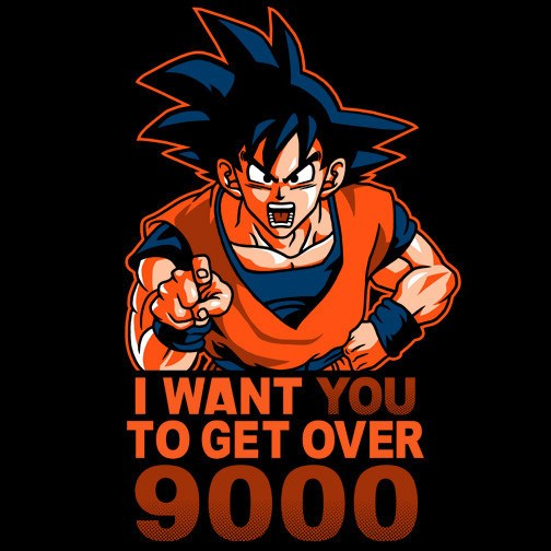Get Over 9000