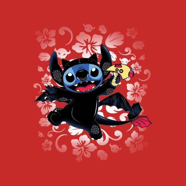 Toothless/Stitch