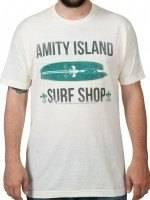 JAWS Amity Island Surf Shop T-Shirt