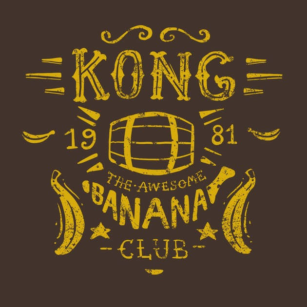 Kong Banana Club
