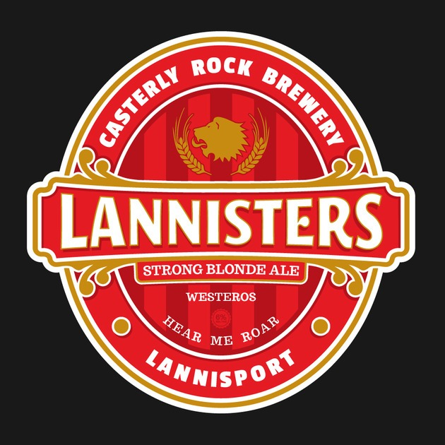 LANNISTERS STRONG BLONDE
