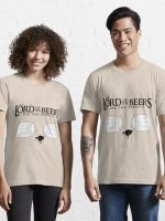 The Lord of the Beers - The Two Barrels T-Shirt