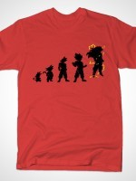MONKEY EVOLUTION T-Shirt