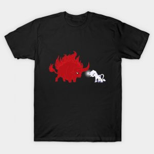 My Little Pony/The Last Unicorn T-Shirt