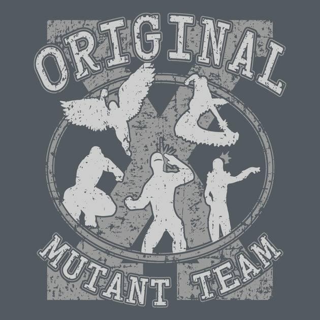 ORIGINAL MUTANT TEAM