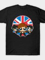 PowerPuff Brits T-Shirt